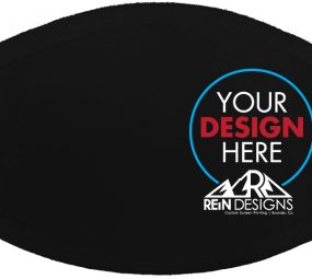 Custom Branded Logo Face Masks (cloth)